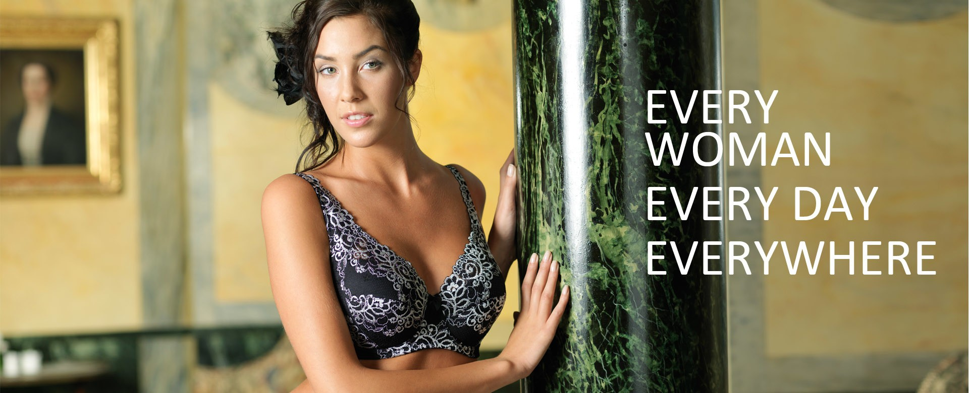 Dominique bh underkläder every woman everyday everywhere PXC Underwear